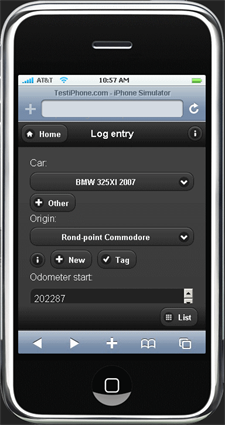 Gps Logbook Iphone