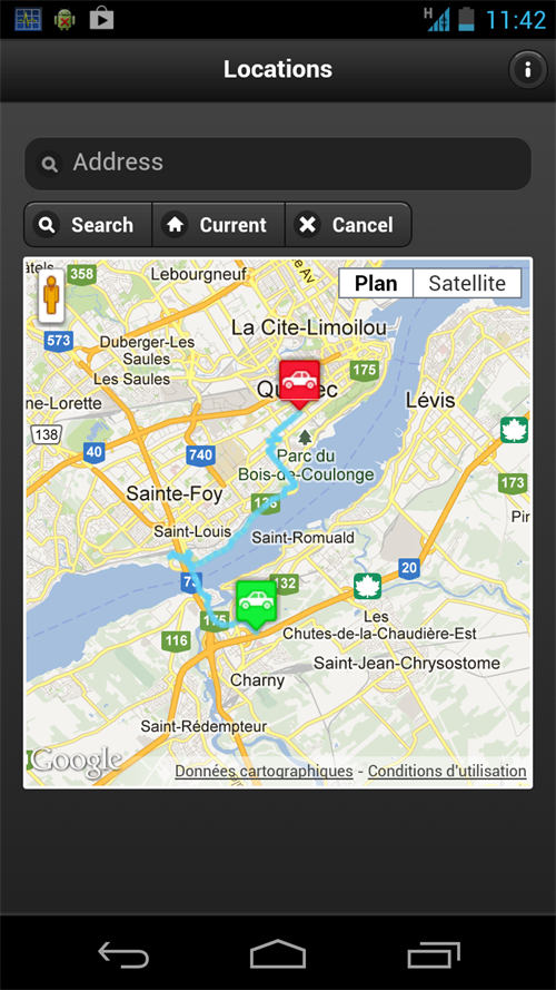 Geolocalisation-mobile-exemple