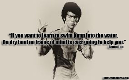 8 Jump In The Water Bruce Lee Picture Quote1