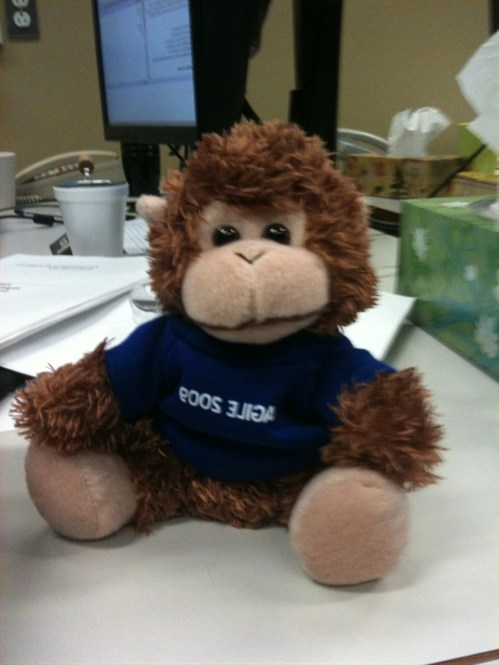 Code Monkey Front